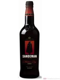 Sandeman Medium Dry Sherry 15 % 0,7 l Flasche