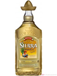 Sierra Tequila Reposado 38 % 1,0 l Flasche