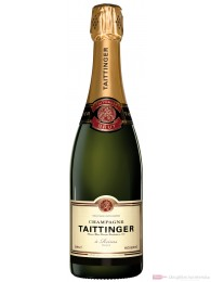 Taittinger Champagner Brut Réserve 12% 0,75l Flasche