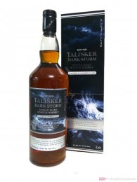 Talisker Dark Storm Single Malt Scotch Whisky 1,0l