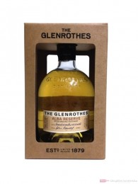 The Glenrothes Alba Reserve Speyside Single Malt Scotch Whisky 0,7l