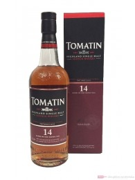 Tomatin 14 Years Speyside Single Malt Scotch Whisky 0,7l