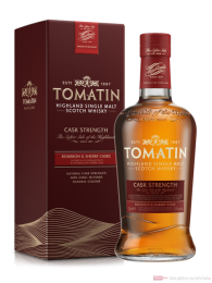 Tomatin Cask Strength Single Malt Scotch Whisky 0,7l