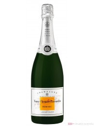Veuve Clicquot Champagner Demi Sec 12 % 0,75 l. Flasche