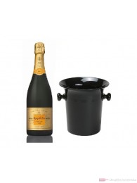 Veuve Clicquot Champagner Vintage 2004 in Champagner Kübel 0,75 l