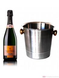 Veuve Clicquot Champagner Rosé Vintage Kühler