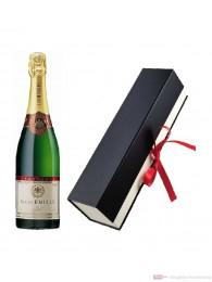 Veuve Emille Champagner Brut in hochwertiger Geschenkfaltschachtel