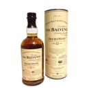 Balvenie 12 years Doublewood Pure Malt Scotch Whisky 40% 0,7l Flasche