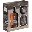 Isle of Jura Superstition mit 2 Tumblern Single Malt Scotch Whisky 43% 0,7l Flasche