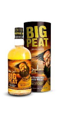 Big Peat Whisky