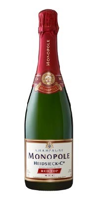 Heidsieck Monopole Champagner