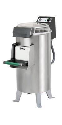 Bartscher Kartoffelschälmaschinen