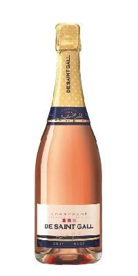 De Saint Gall Champagner