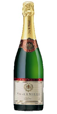 Veuve Emille Champagner