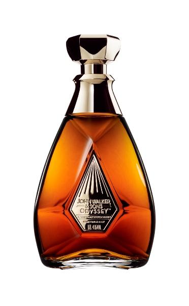 Blended Scotch Whisky der Marke Johnnie Walker 40% 0,7l Flasche