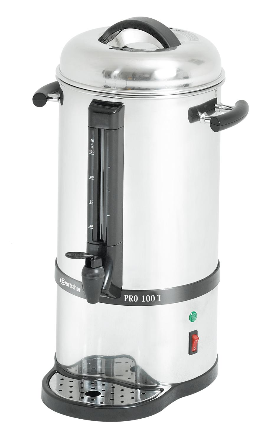 Kaffeemaschine PRO 100T B - Ware der Marke Bartscher