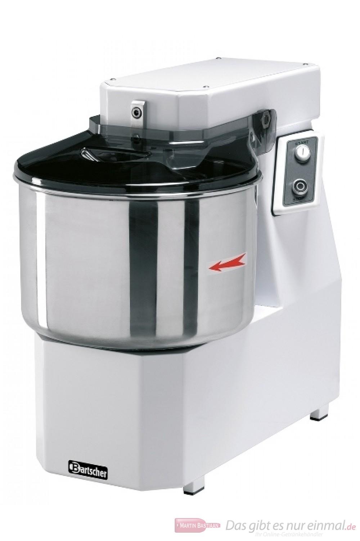 Bartscher Spiral-Teigknetmaschine Schwenkkopf 12kg 16 Liter 101954