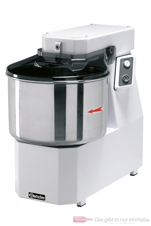 Bartscher Spiral-Teigknetmaschine Schwenkkopf 38kg 42 Liter 101957