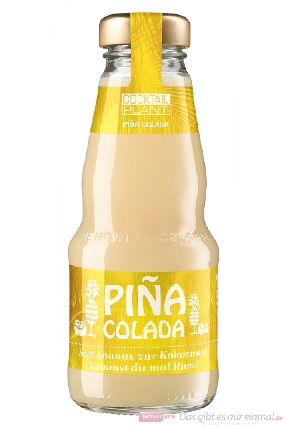 Cocktail Plant Pina Colada