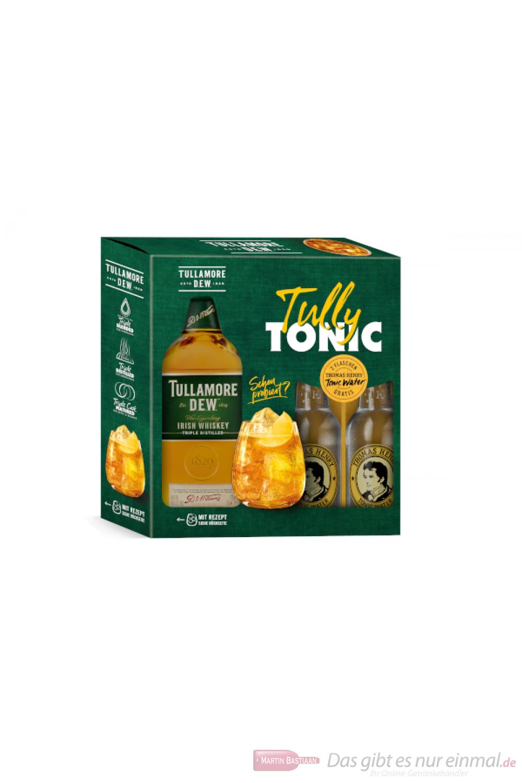 Tullamore Dew Tully Tonic Irish Whiskey 0,7l
