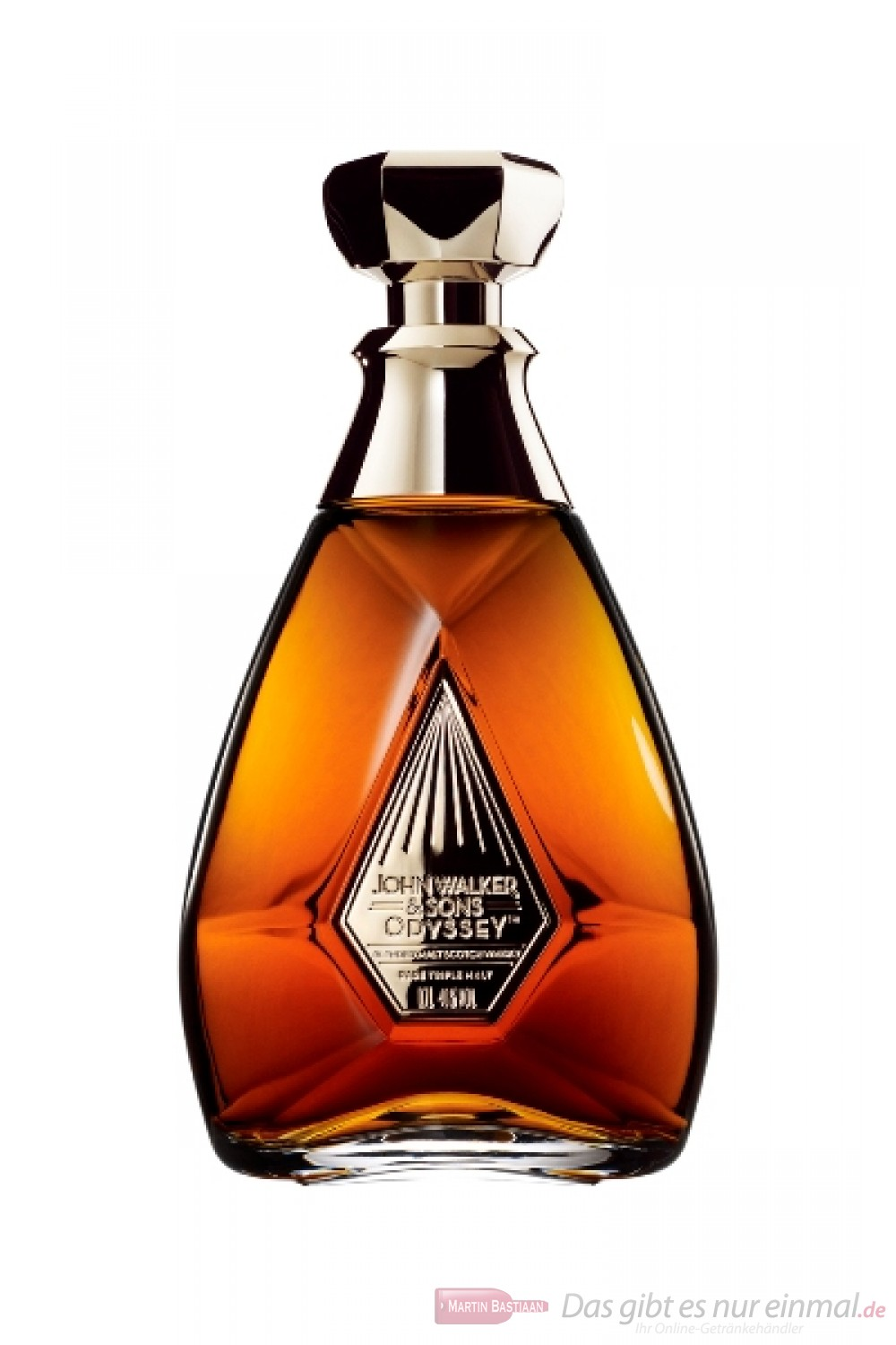 Johnnie Walker John Walker & Sons Odyssey 2013