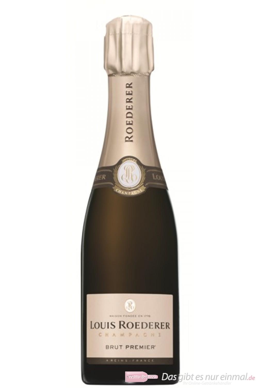 Louis Roederer Champagner 0,375l