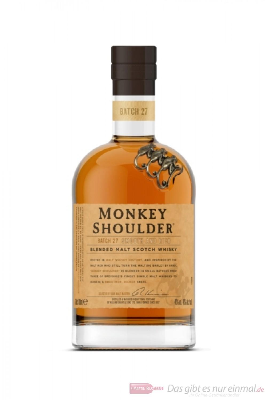 Monkey Shoulder 1,0l