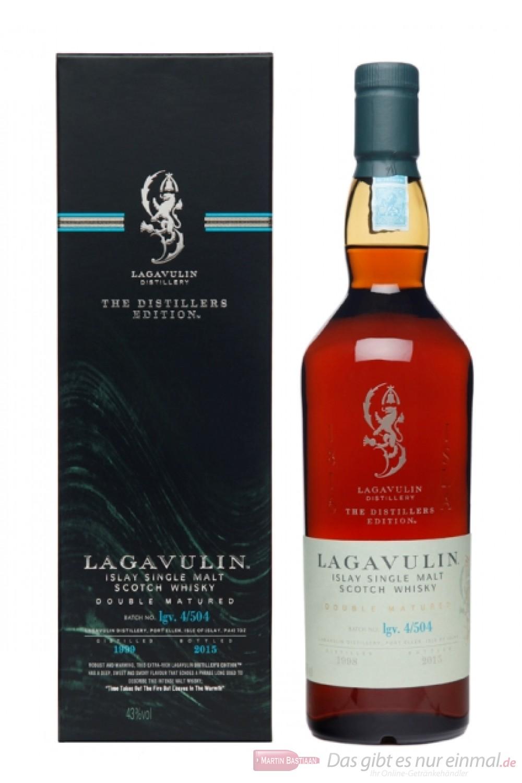 Lagavulin Distillers Edition 2015/1999