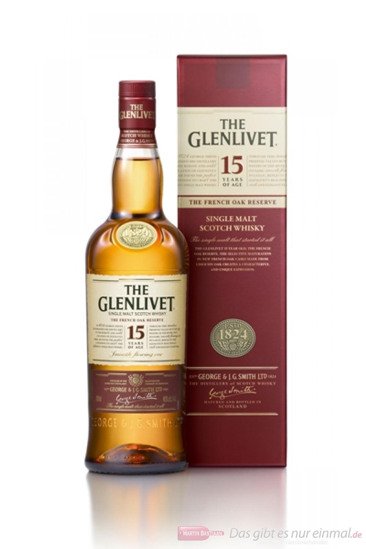 The Glenlivet 15 years
