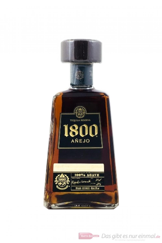 José Cuervo Tequila 1800 Anejo