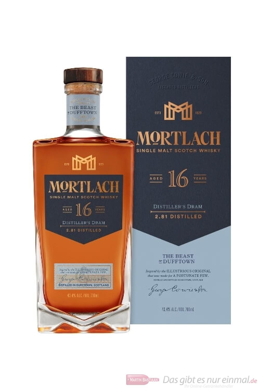 Mortlach 16 Years DISTILLER'S DRAM