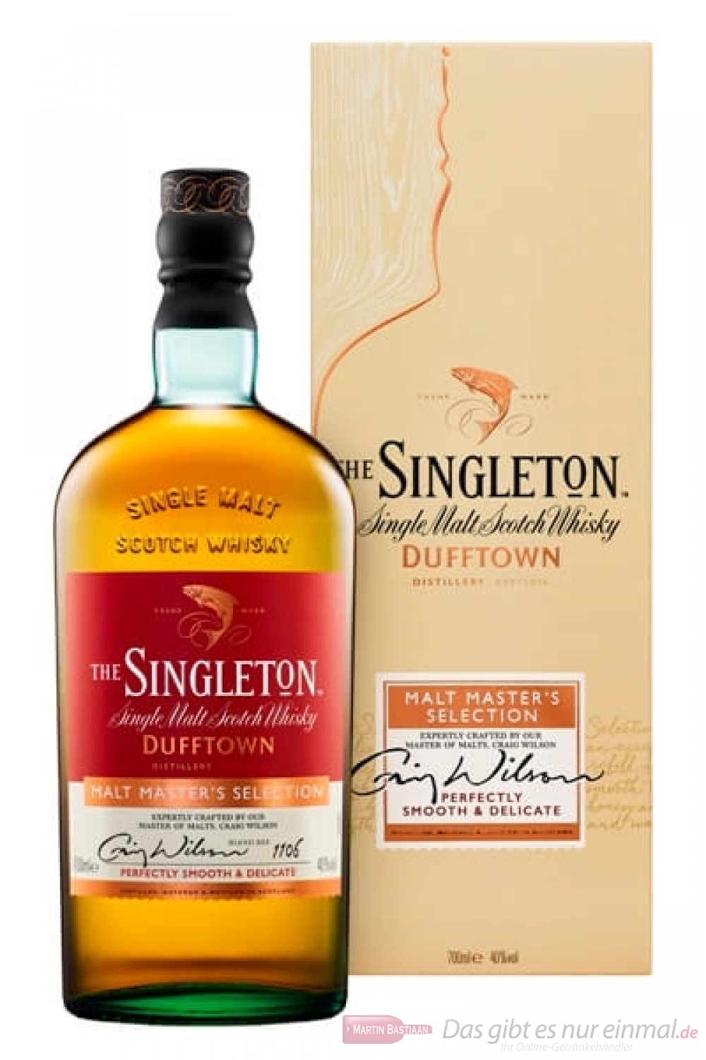 The Singleton of Dufftown Malt Master's Selection