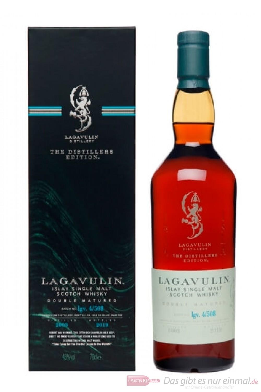 Lagavulin Distillers Edition 2019