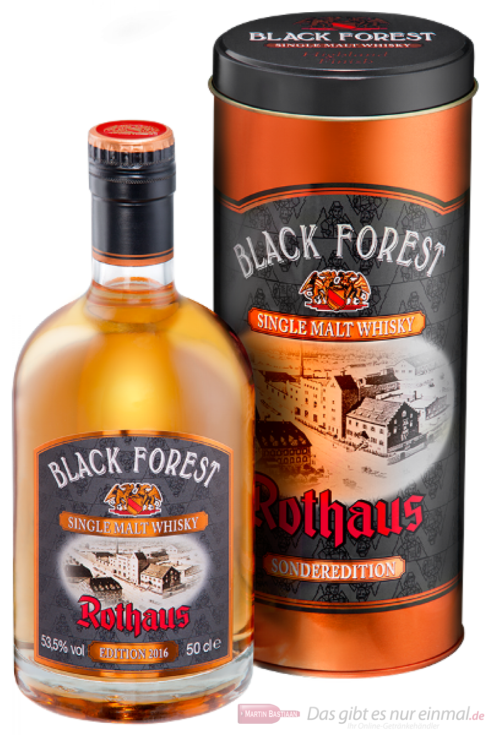 Black Forest Highland Cask