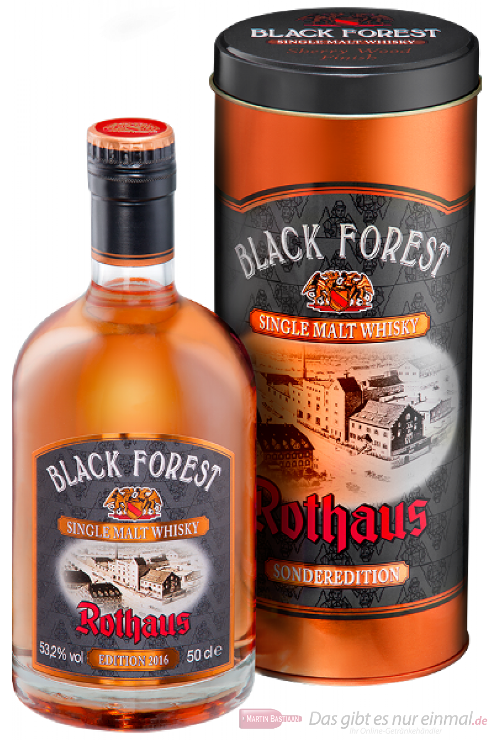 Black Forest Sherry Cask