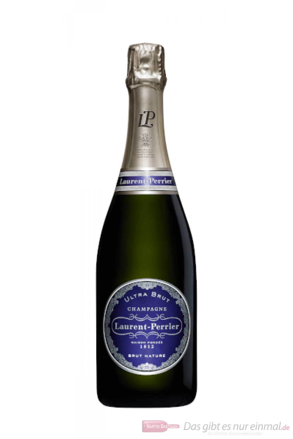 Laurent Perrier Ultra Brut Champagner 0,75l