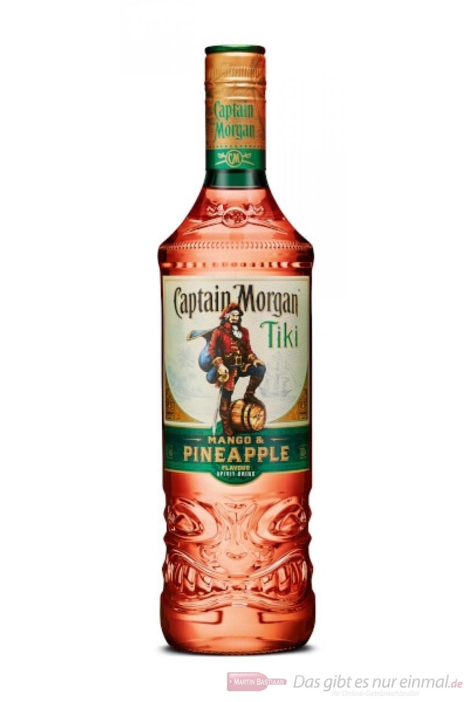 Captain Morgan Tiki Mango & Pineapple