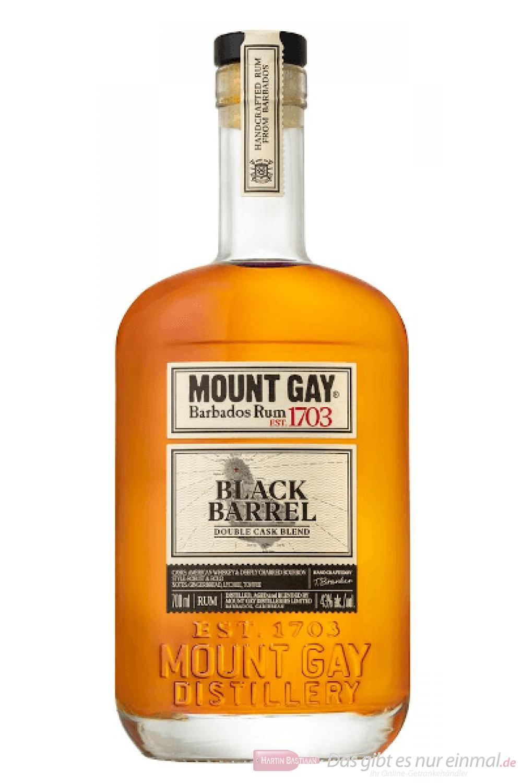 Mount Gay Black Barrel Barbados Rum 0,7l