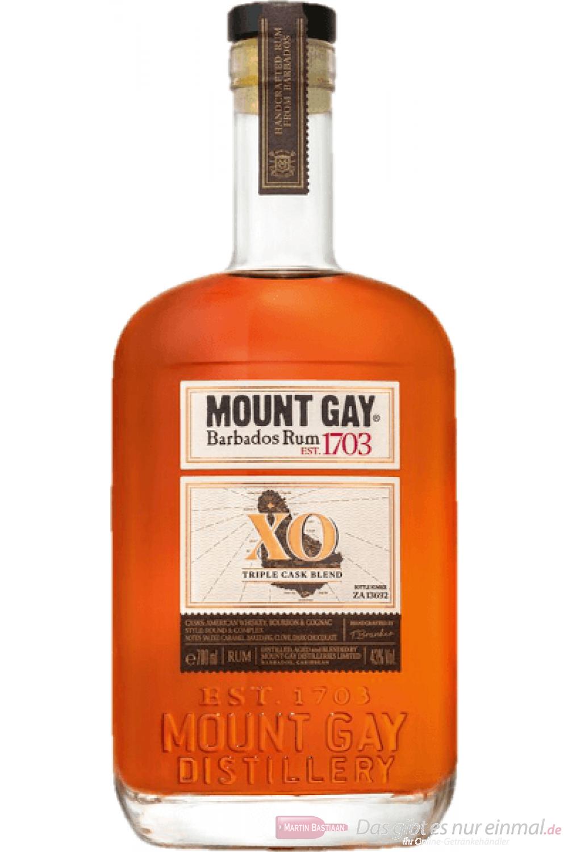 Mount Gay XO Barbados Rum 0,7l