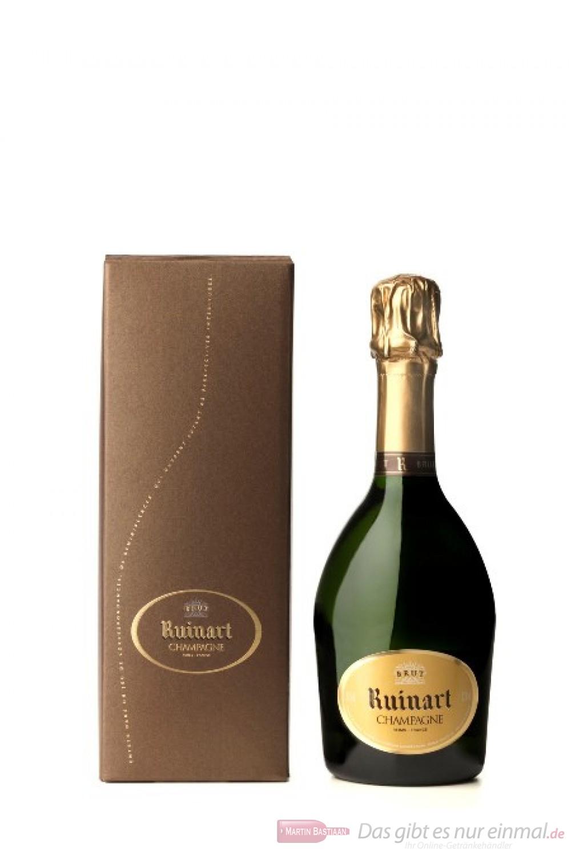Ruinart Brut Champagner in Geschenkverpackung