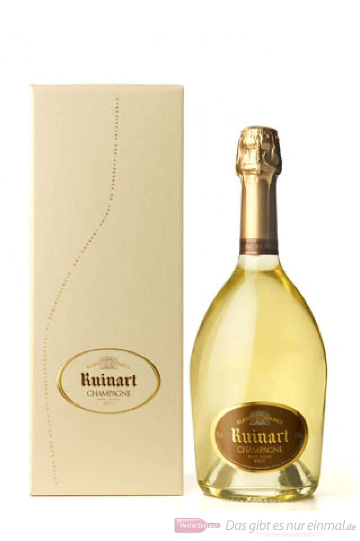Ruinart Champagner Blanc de Blanc in GP