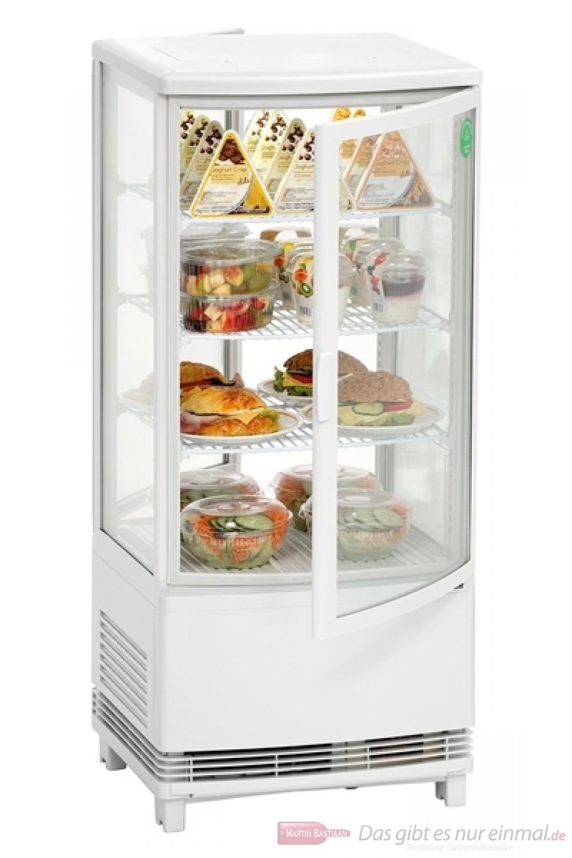 Bartscher Mini Kühlvitrine 86 L 700678G
