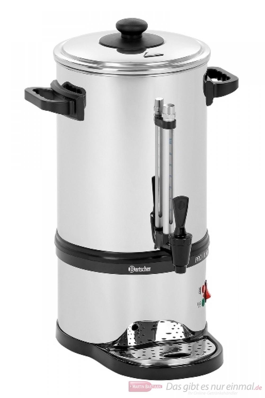 Bartscher Rundfilter- Kaffeemaschine PRO 40T A190148