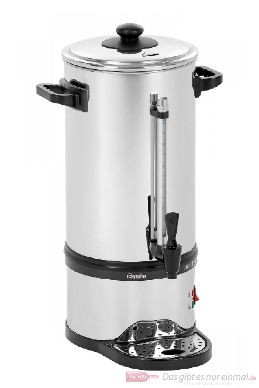 Bartscher Rundfilter-Kaffeemaschine PRO 60T Plus A190167