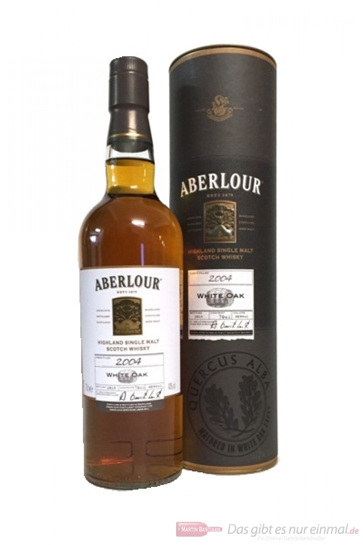 Aberlour White Oak