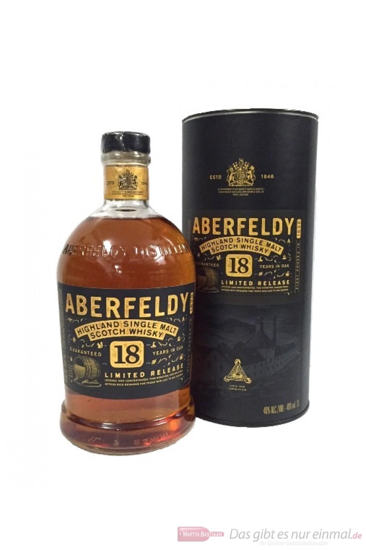 Aberfeldy 18 Jahre