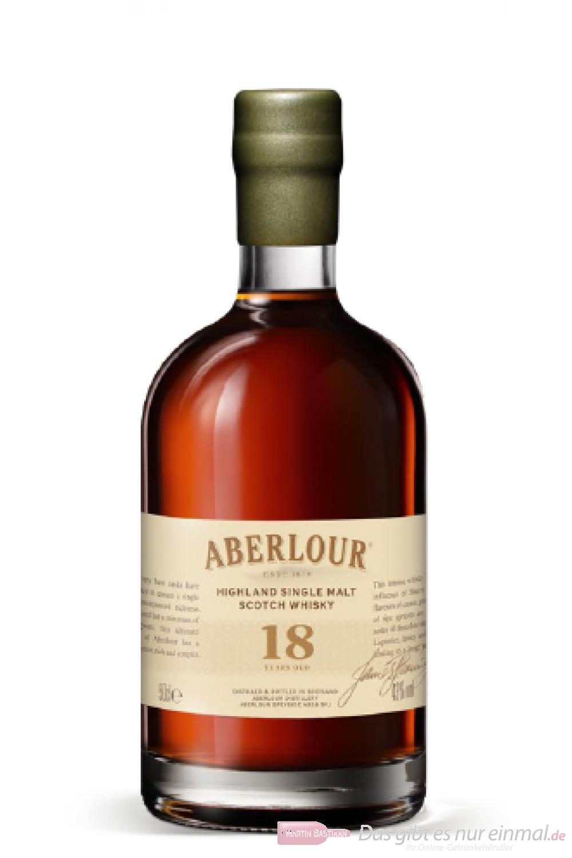 Aberlour 18 Years 0,5l