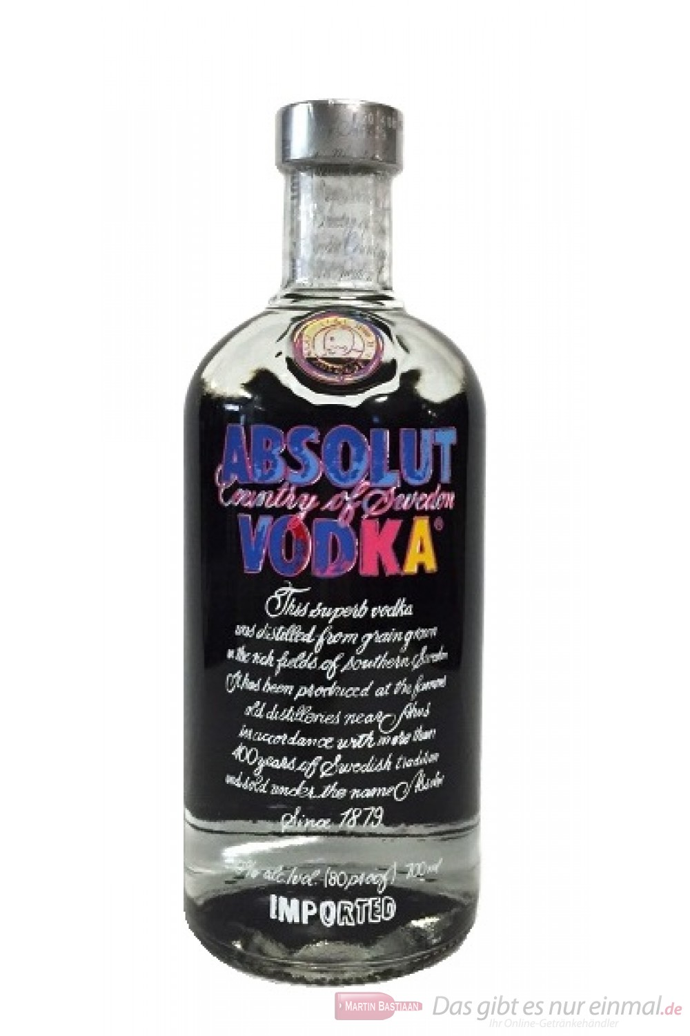 Absolut Vodka Andy Warhol