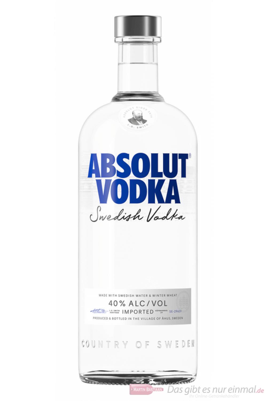 Absolut Vodka 1,0l