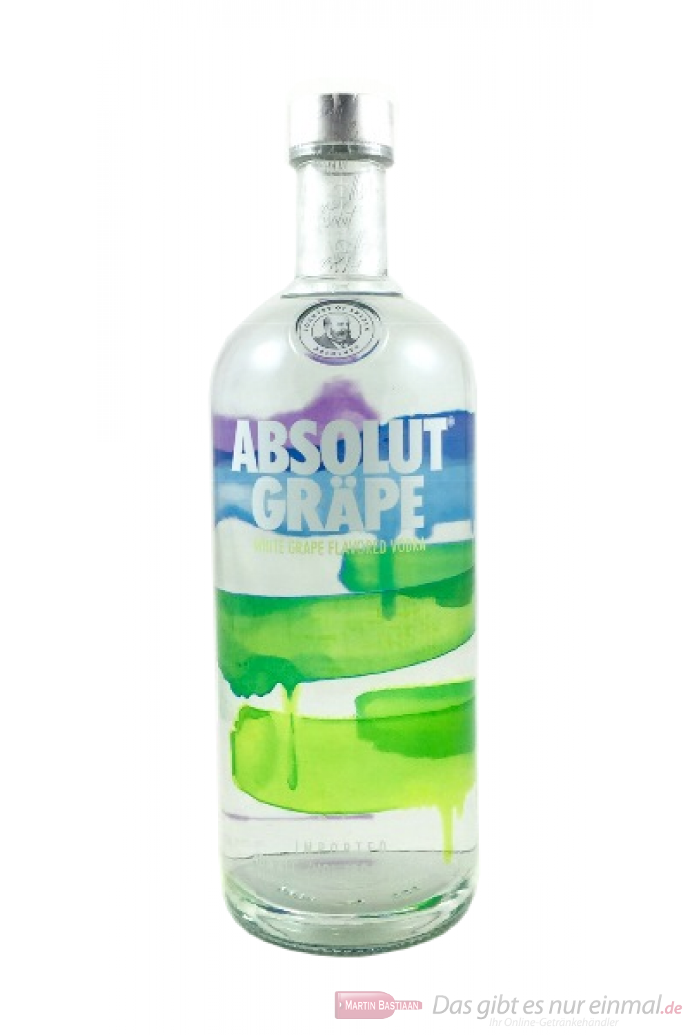 Absolut Vodka Gräpe